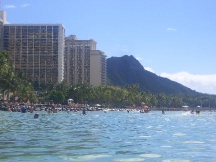 ハワイで年越しやっちゃいます♪